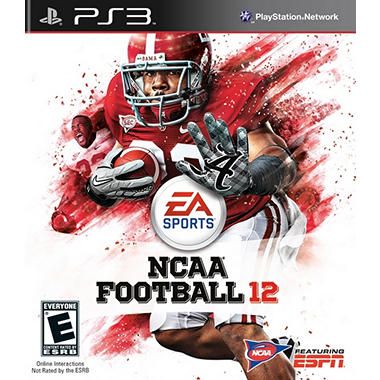 NCAA Football 12 - PS3