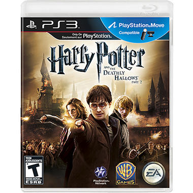 Harry Potter and the Deathly Hallows Part 2 - PS3