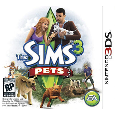The Sims 3: Pets - 3DS
