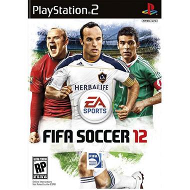 FIFA Soccer 12 - PS2