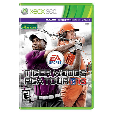 Tiger Woods PGA Tour 13 - Xbox 360 Kinect