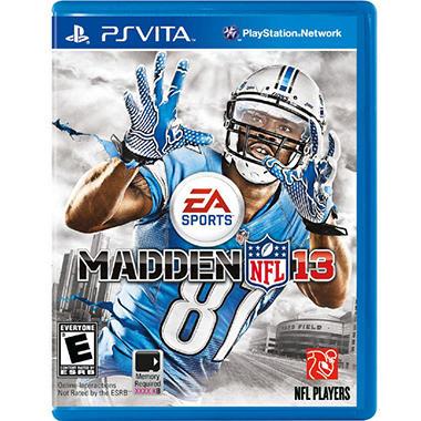 Madden NFL 13 – PS Vita