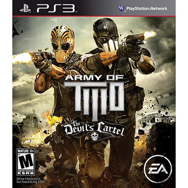 Army of Two: Devil's Cartel Limited Edition - PS3