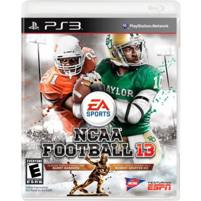 NCAA Football 13 - PS3