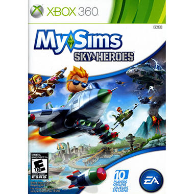 My Sims Sky Heroes - Xbox 360