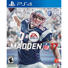 Madden NFL 17-PS4