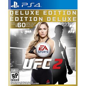 EA Sports UFC 2 DLX - PS4