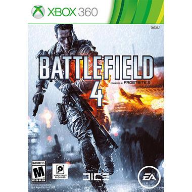 Battlefield 4 Limited Edition Xbox 360