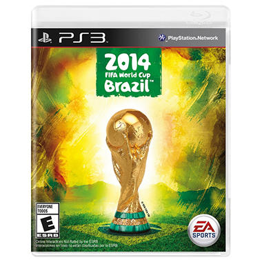 PS3 FIFA 14 WC BRAZ