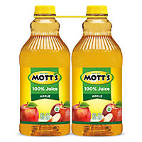 Mott's 100% Apple Juice (86 fl. oz., 2 pk.)