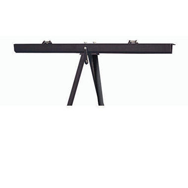 Easel Flip Chart Bar   - Black