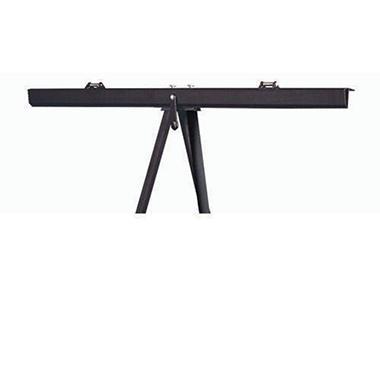 Easel Flip Chart Bar   - Black