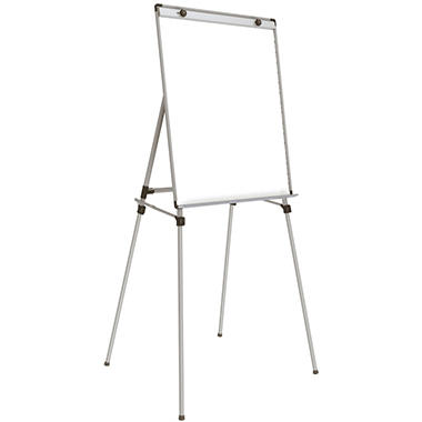 Ghent 4 Leg Easel with Magnetic Whiteboard (36