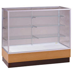 Waddell Merchandiser 2010-4 Series Display Case
