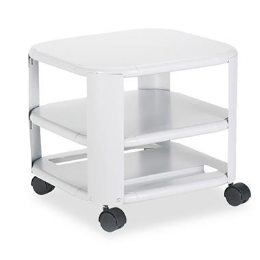 Master Mobile Three-Shelf Printer Stand