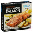 Morey's Wild Caught Marinated Seasoned Grill Salmon - 6 ct.