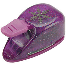 Paper Shapers Medium Kaleidopunch - Amethyst Snowf