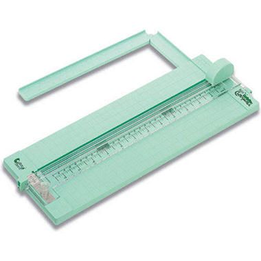 "Cutterpede Paper Trimmer 12"" - Green"