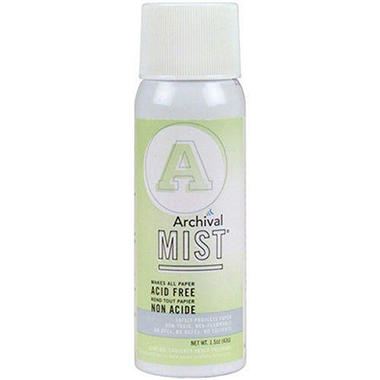 Archival Mist Aerosol - 1.5 Ounces