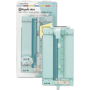 Cutterpede Mini Paper Trimmer 5""