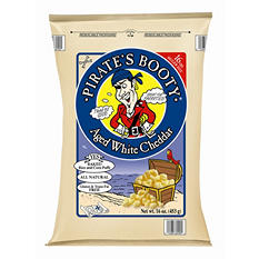 Pirate's Booty Aged White Cheddar Snacks (16 oz.)