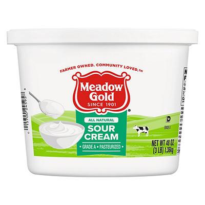 Meadow Gold Sour Cream - 3 lb.