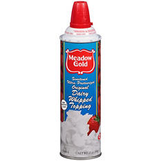 Meadow Gold Dairy Whipped Topping - 13 oz.