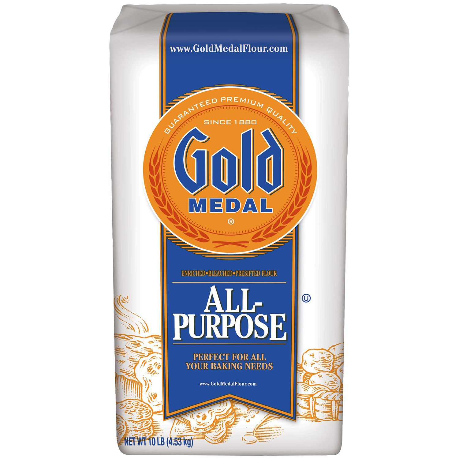 Gold Medal ALL Purpose Flour 10 LBS | eBay