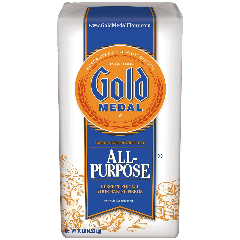 Gold Medal ALL Purpose Flour 10 LBS | eBay