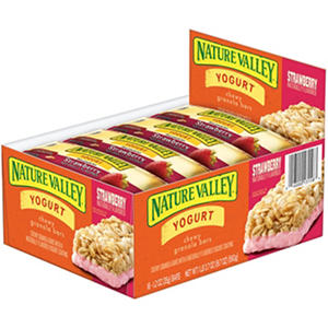 Nature Valley® Chewy Granola Strawberry Bars - 16 Pk