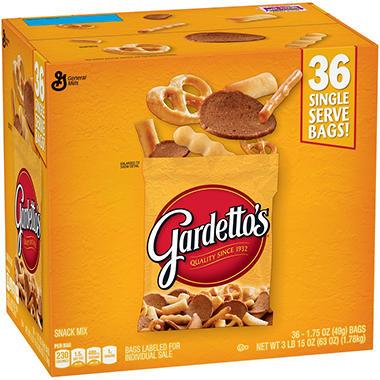 Gardetto's® Original Recipe Snack Mix - 36 ct.
