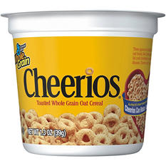 Cheerios Cereal (1.3 oz., 6 pk.)