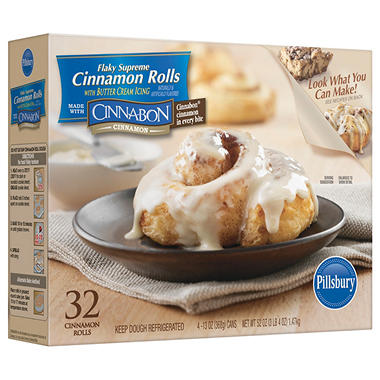 Betty Crocker Cinnabon Bakery Mix - 2 pk.