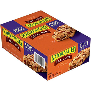 Nature Valley� Fruit and Nut Chewy Trail Mix Bars - 16 Pk