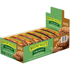 Nature Valley Crunchy Granola Bar, Peanut Butter (1.5 oz., 18 ct.)