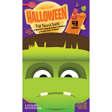 Halloween Fruit Snacks - 48 count