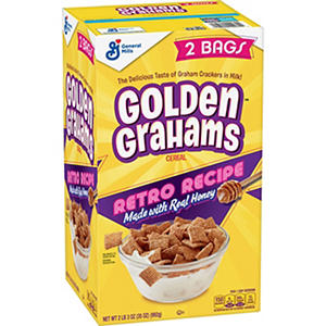 General Mills Golden Grahams Cereal (35 oz.)