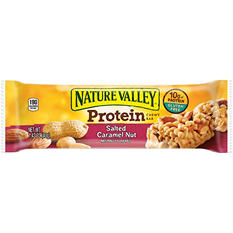 Nature Valley Salted Caramel Nut Protein Chewy Bars (1.42 oz., 16 pk.)