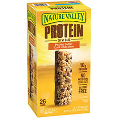 Nature Valley Protein Chewy Bar, Peanut Butter Dark Chocolate (26 bars)