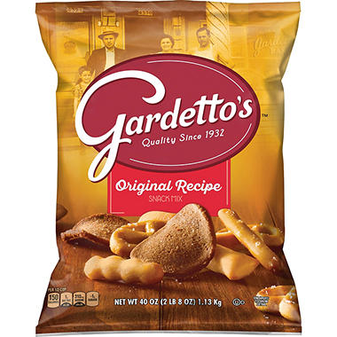 Gardetto's Original Recipe Snack Mix (40 oz.) - Sam's Club