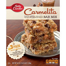 Betty Crocker Carmelita Bar Mix (54 oz., 3 pk.)