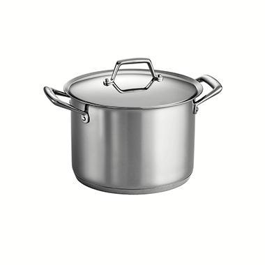 Tramontina Gourmet - Prima 12-Quart Covered Stock Pot