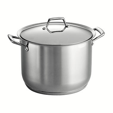 Tramontina Gourmet - Prima 16-Quart Covered Stock Pot