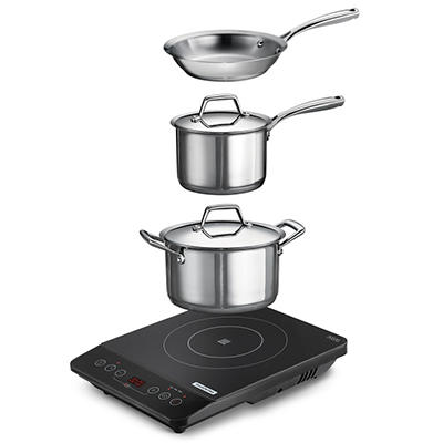 Tramontina 6 Pc. Induction Cooking System