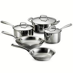 Tramontina Gourmet - Prima 8-Piece Tri-Ply Cookware Set