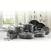 Member's Mark Nonstick 15-Piece Cookware Set