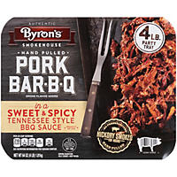 Byron's Fully Cooked Pork BBQ (64 oz.)