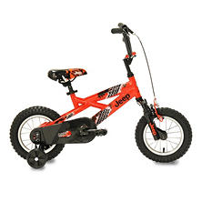"Jeep 12"" Boy's Bicycle - Orange"