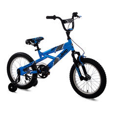 "Jeep 16"" Boy's Bicycle-Blue"