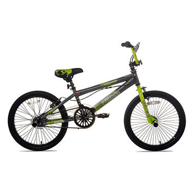 "Razor 20"" Boy's Nebula Bicycle - Green/Gray"
